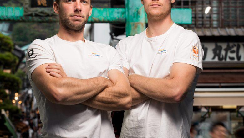 Lambriex en Van Vugt officieel onderdeel van Team NL Zeilen Kernploeg