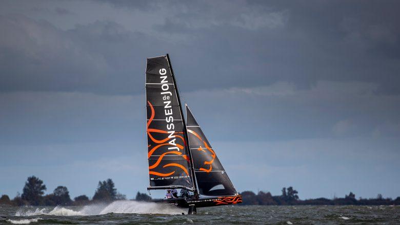 Team DutchSail – Janssen de Jong zet koers richting Italië