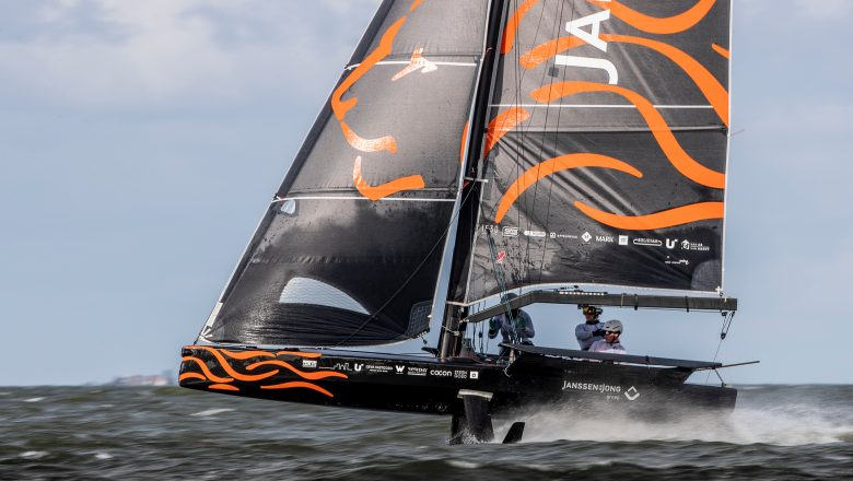 Team DutchSail – Janssen de Jong pakt snelheidsrecord