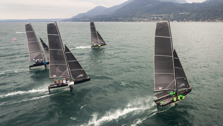 Youth America's Cup gecanceld Team DutchSail – Janssen de Jong onderzoekt alternatieven