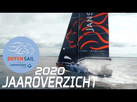 Team Dutchsail Jaaroverzicht 2020