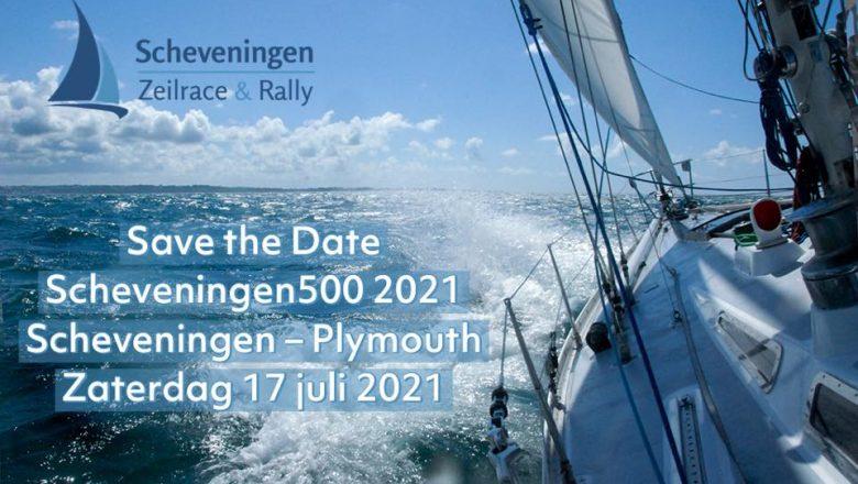 Zeilrace & Rally van Scheveningen naar Plymouth, 17- 23 juli 2021