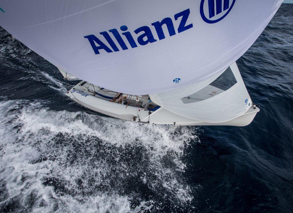 Allianz partner Watersportverbond en WK Zeilen