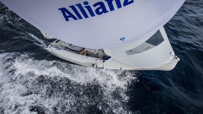 Allianz partner Watersportverbond en WK Zeilen