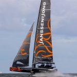 Team DutchSail – Janssen de Jong namens Nederland naar Liberty Bitcoin Youth Foiling World Cup